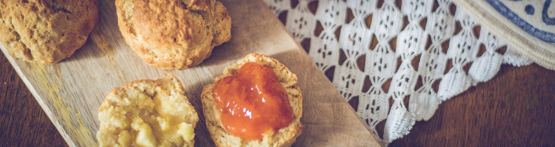 Super Easy Vegan Buttermilk Biscuits