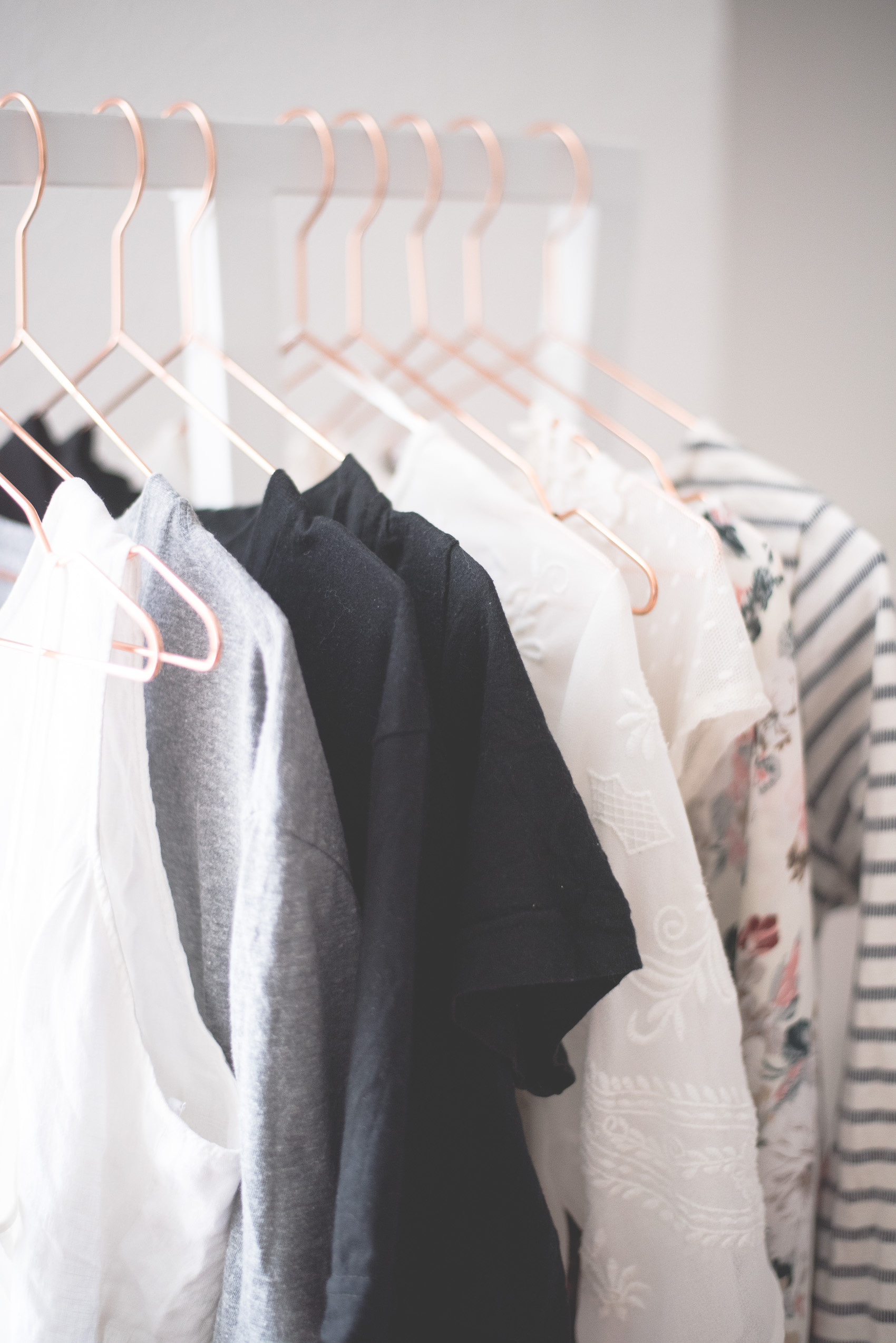 How to Build An Ethical Capsule Wardrobe <br>  &#8211; for Spring &#038; Summer
