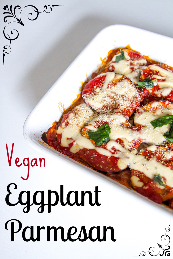 vegan eggplant parmesan cover