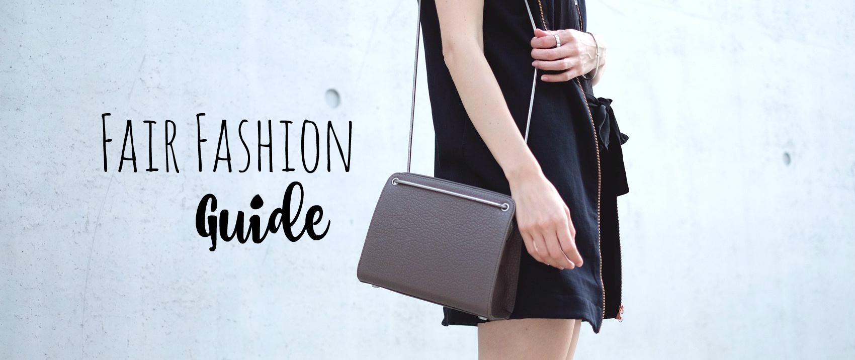 fair fashion guide