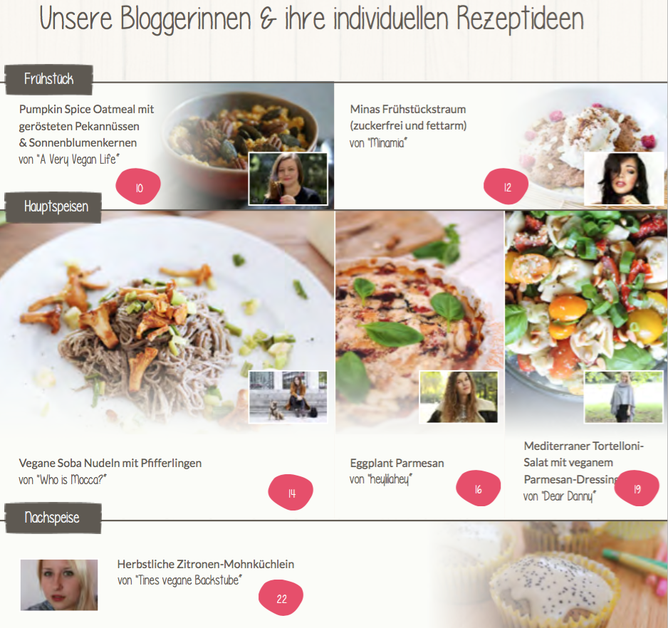 Food Vegan E Book Heylilahey