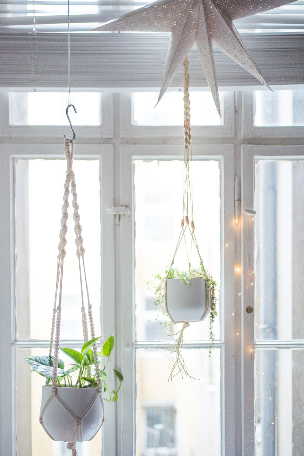 Step By Step Macrame Plant Hanger Instructions Images