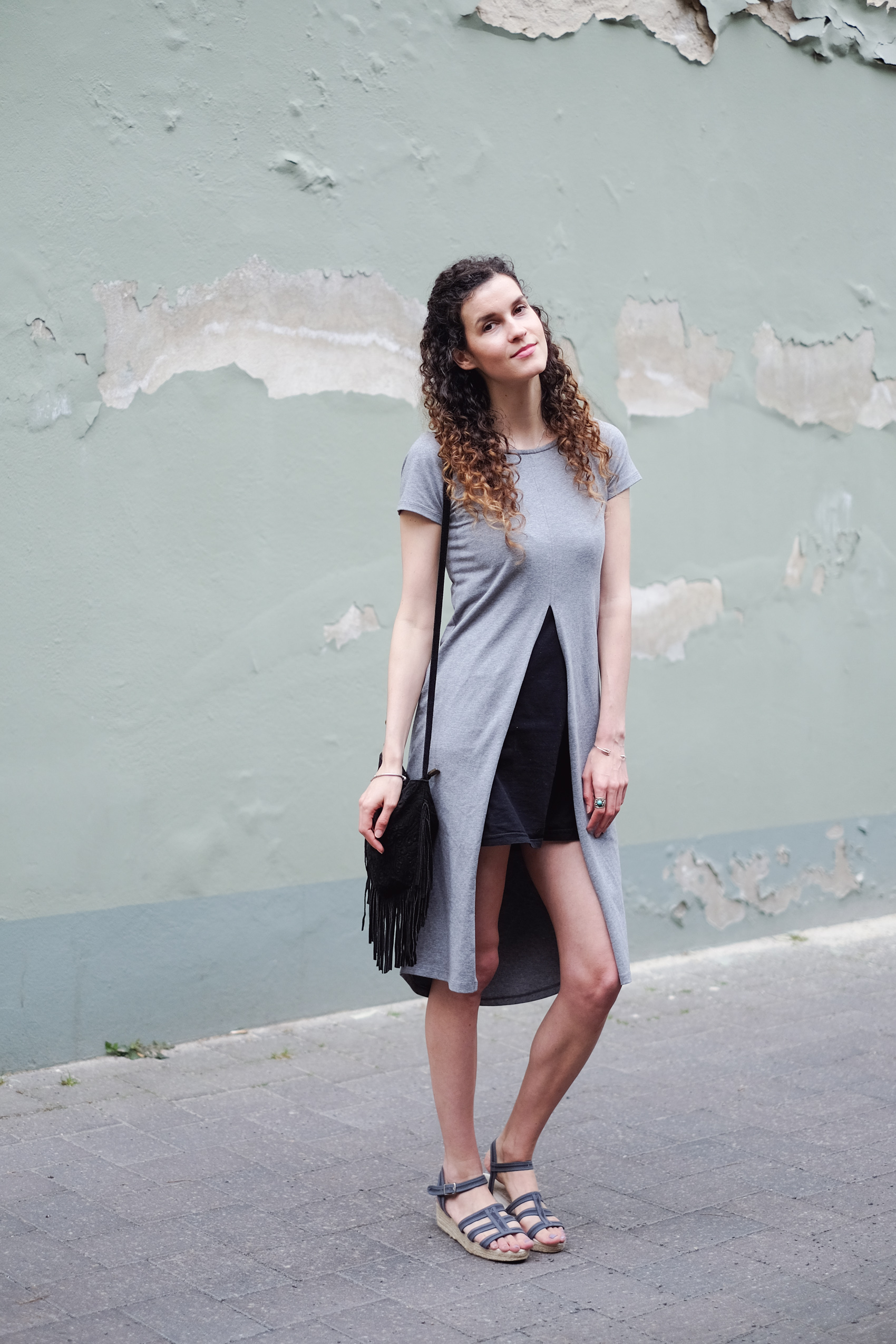 lovjoi long t-shirt dress