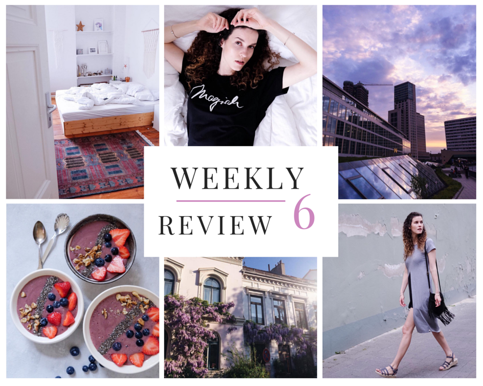 weekly review heylilahey