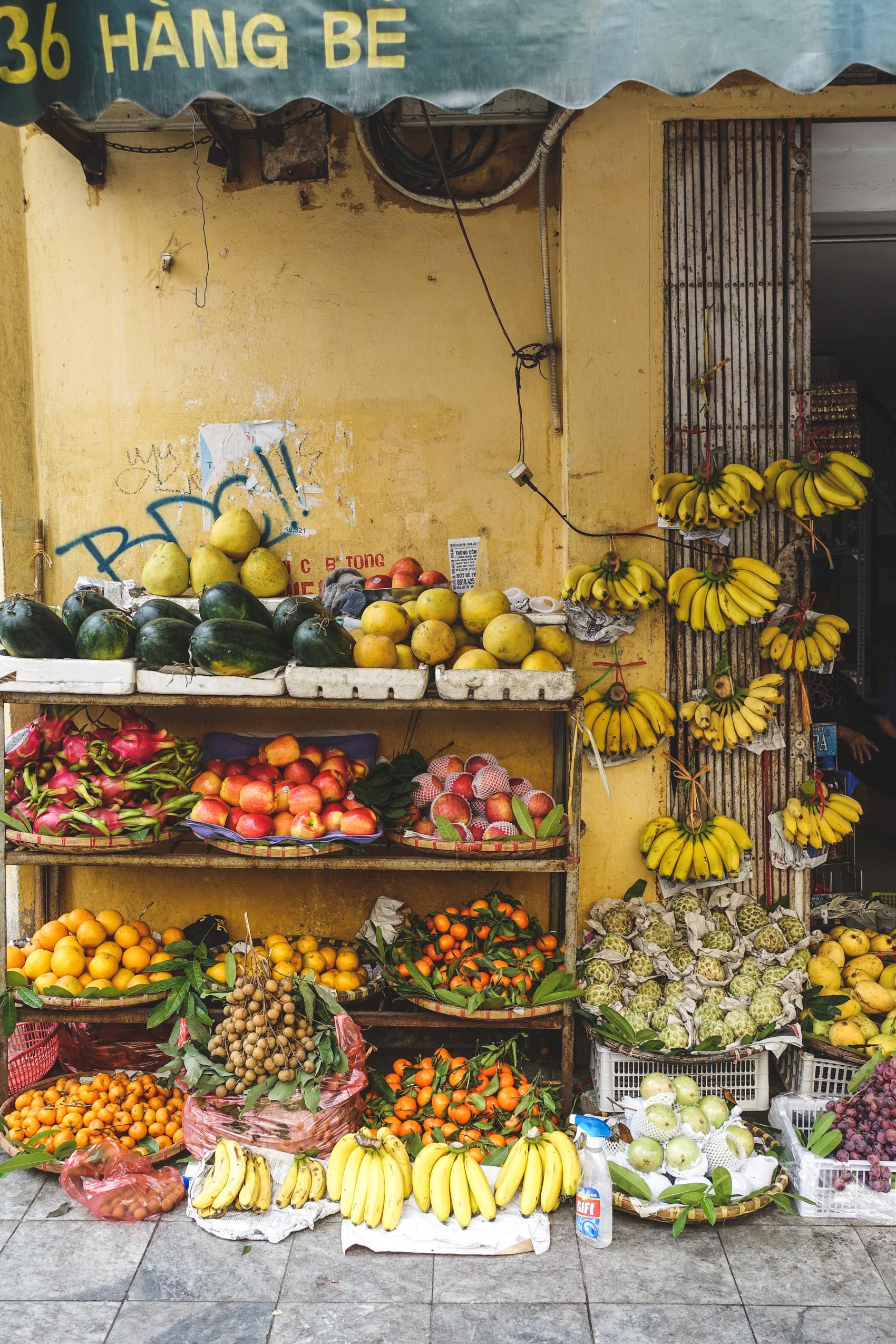 Hanoi Vegan Food Guide (1 of 2)
