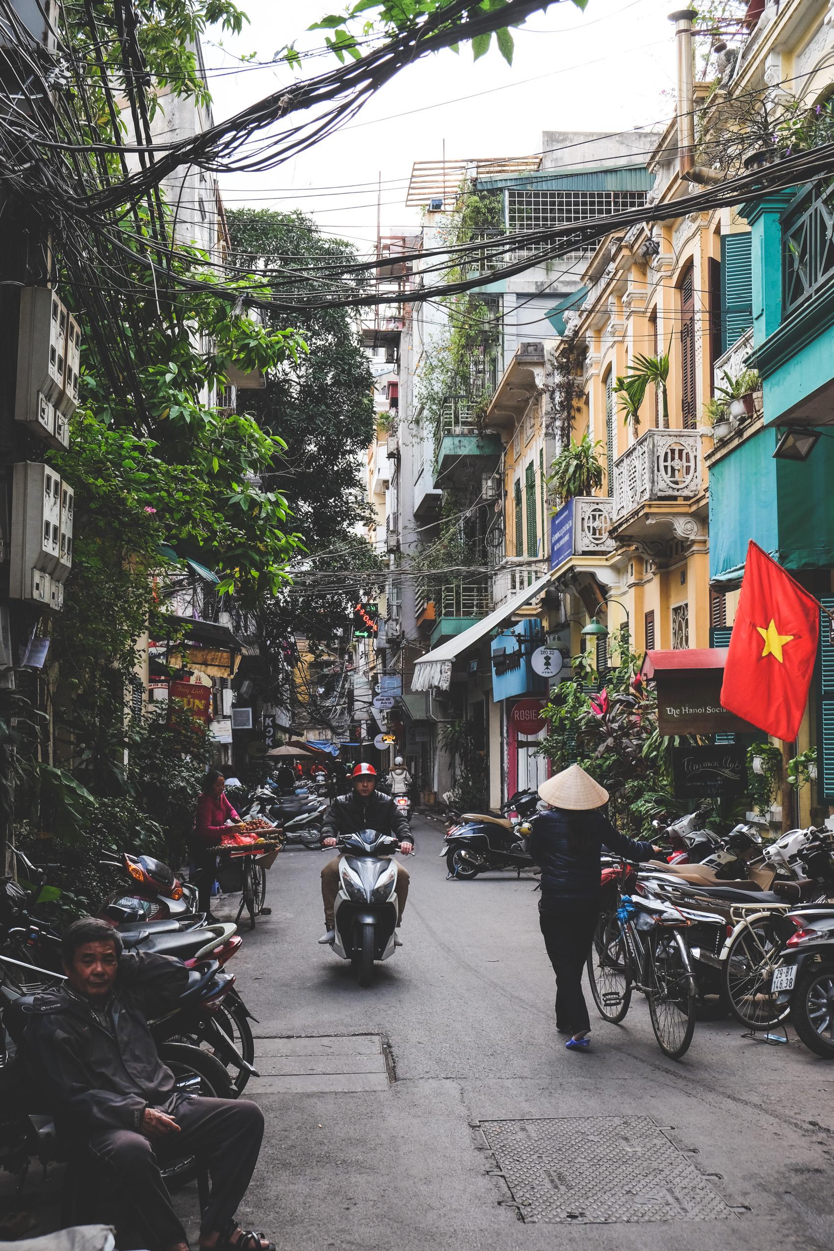 Vegan Food Guide Hanoi