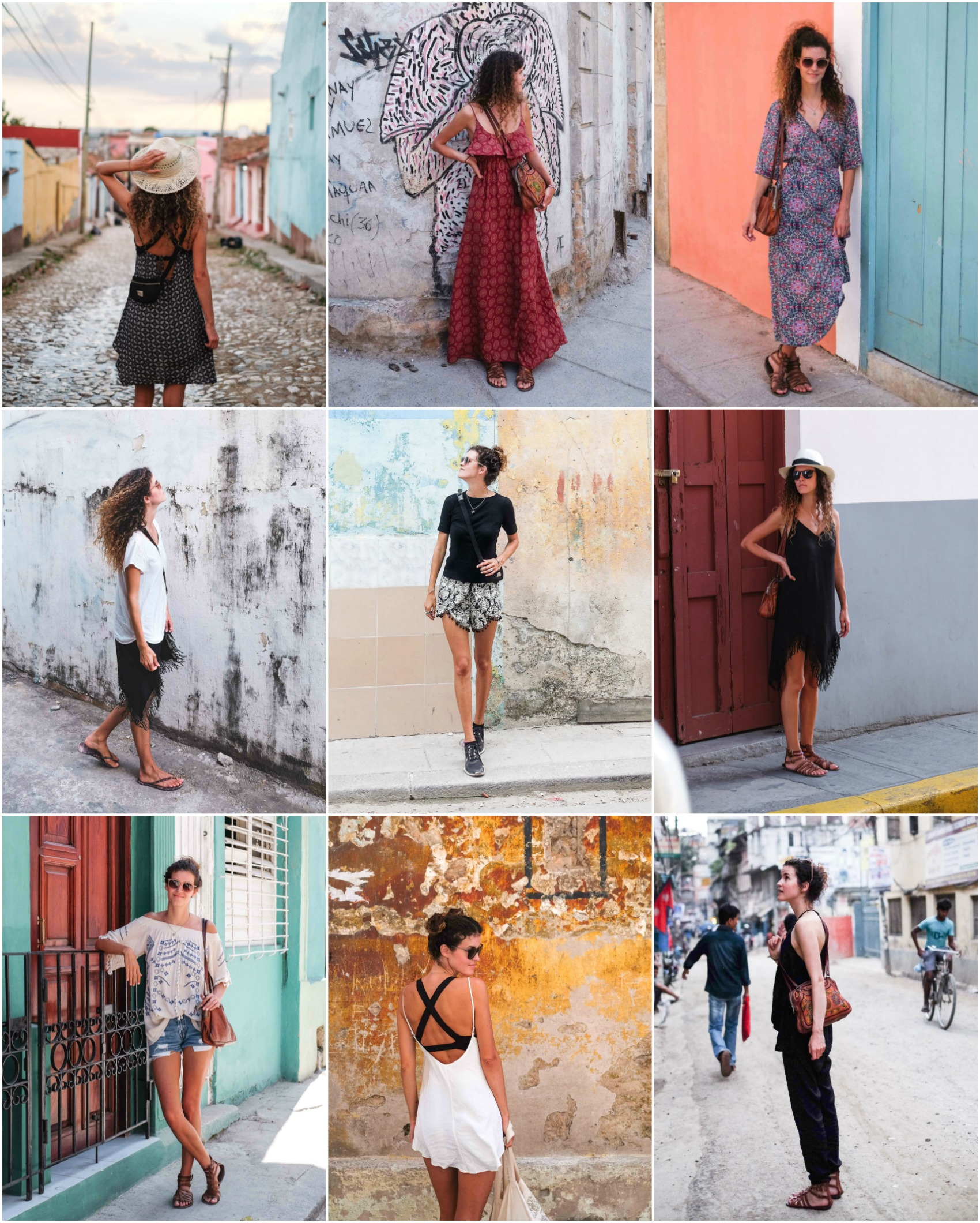world trip travel outfits