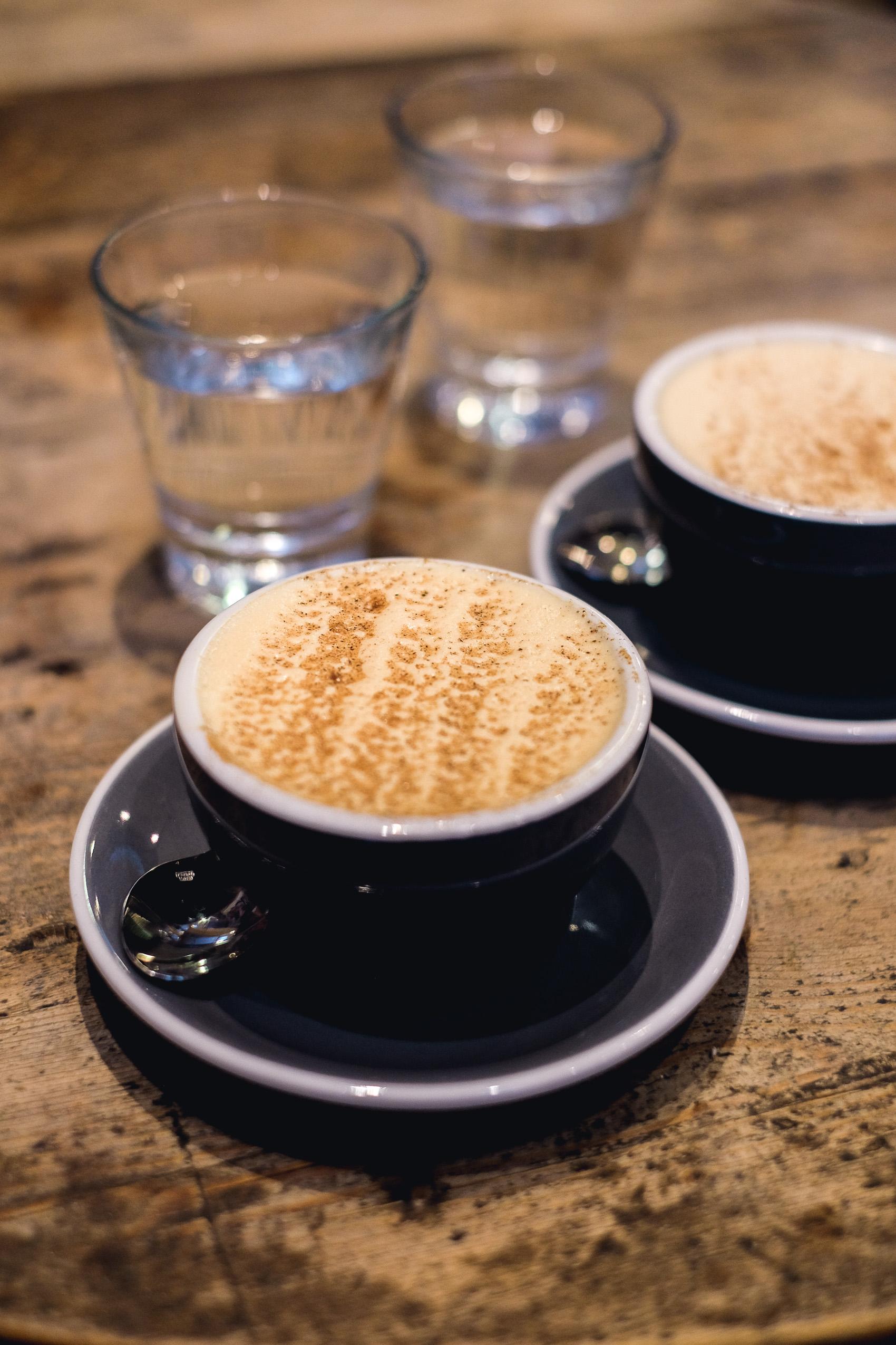 London Travel Guide- London's best Cafés