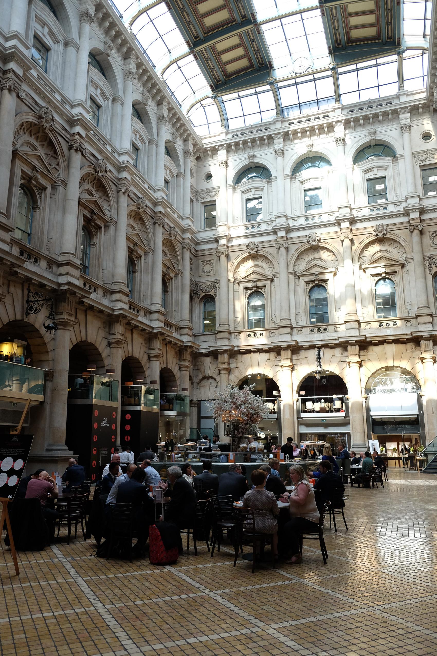 London Travel Guide London's best Cafés