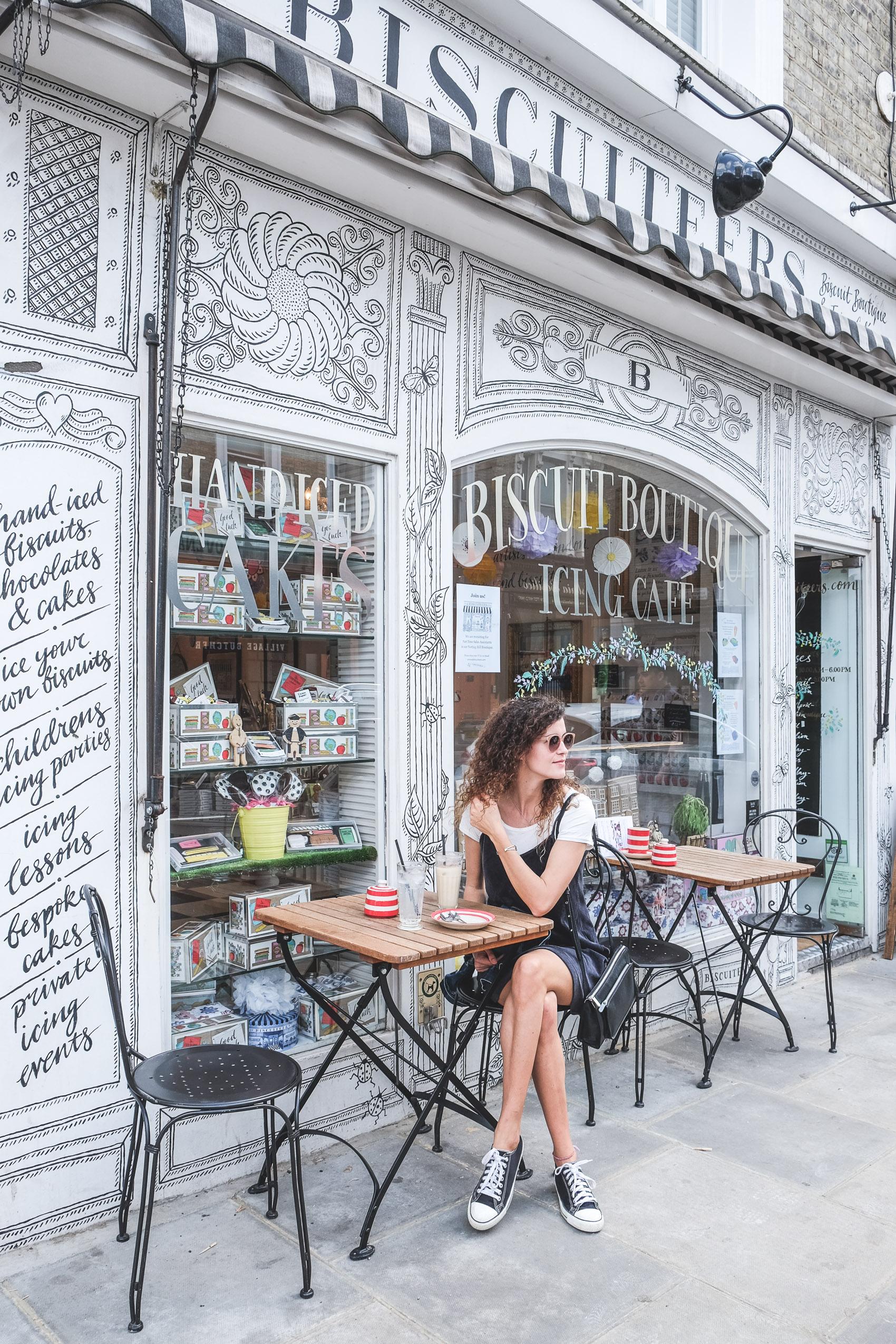 london   London's best Cafés