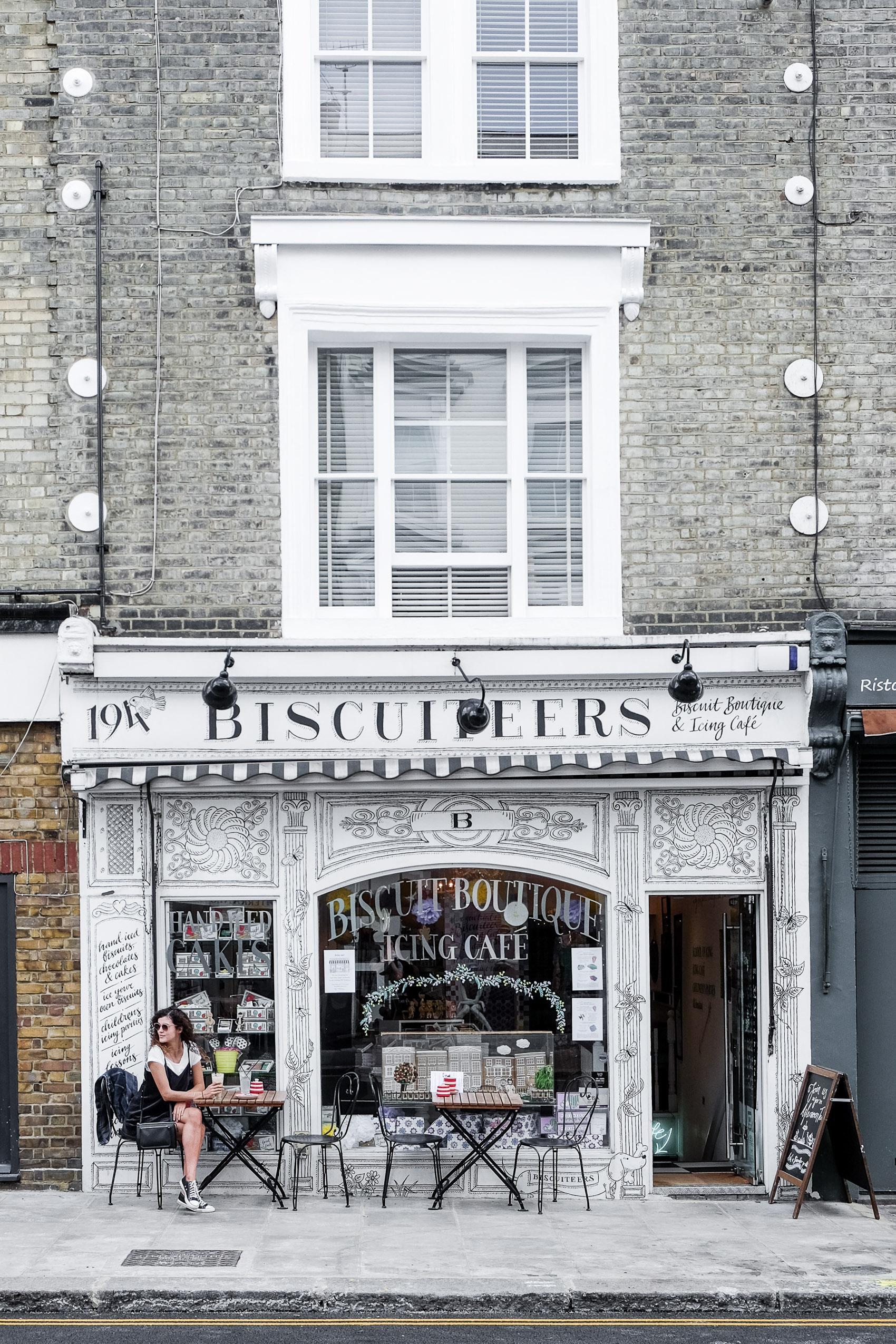 London's best Cafés