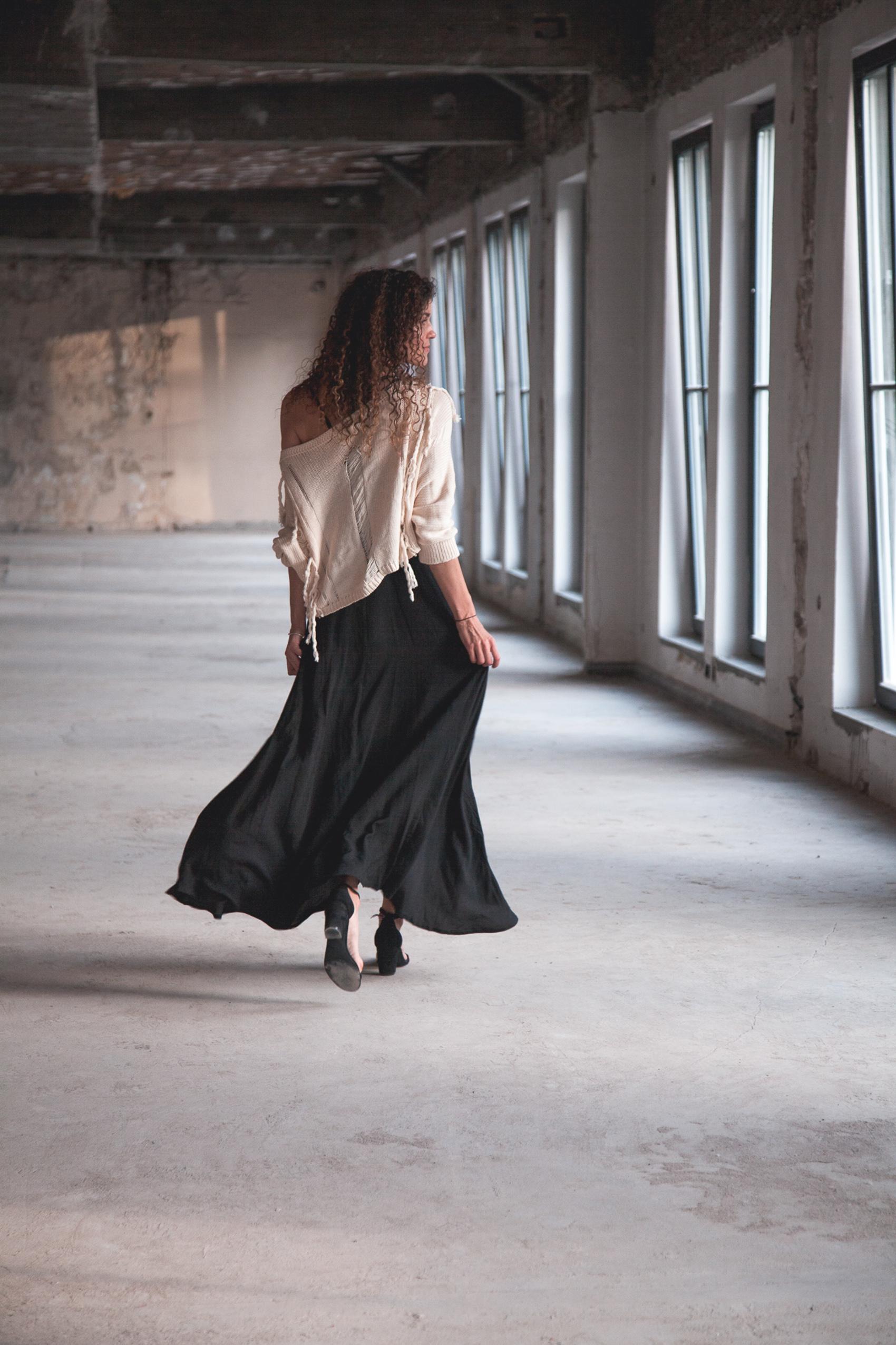 ethical fashion boho outfit