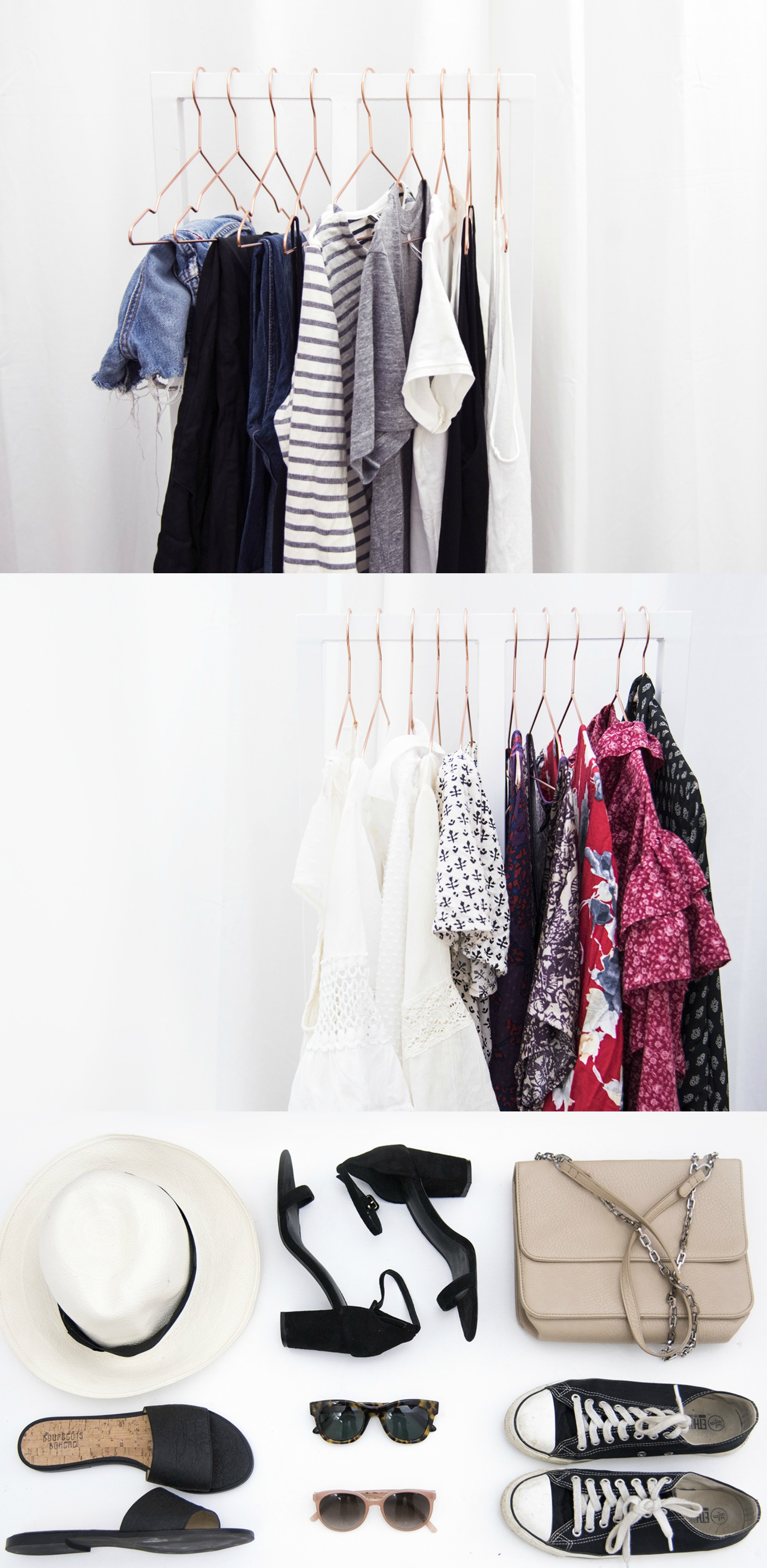 Video: Fair Fashion Capsule Wardrobe Part I-III
