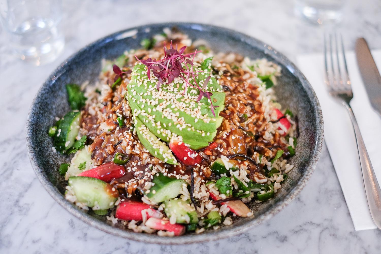 Restaurants / Vegan in London