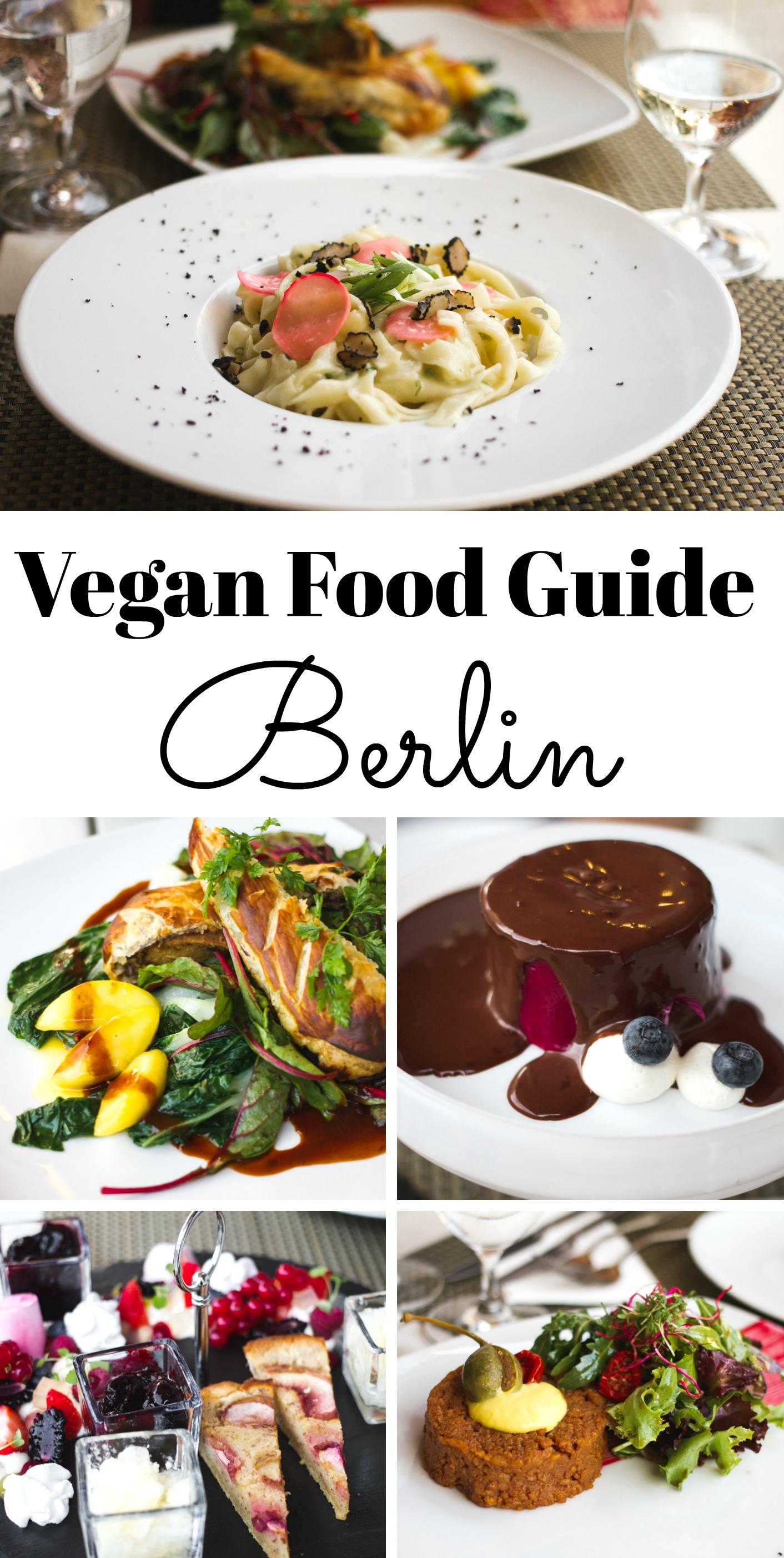 Mega Berlin Vegan Food Guide!!! - heylilahey.