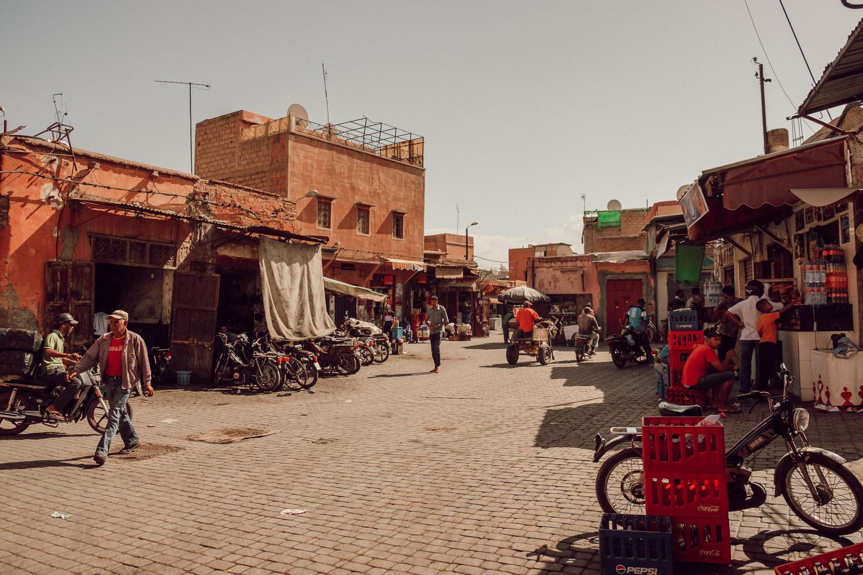 morocco tips
