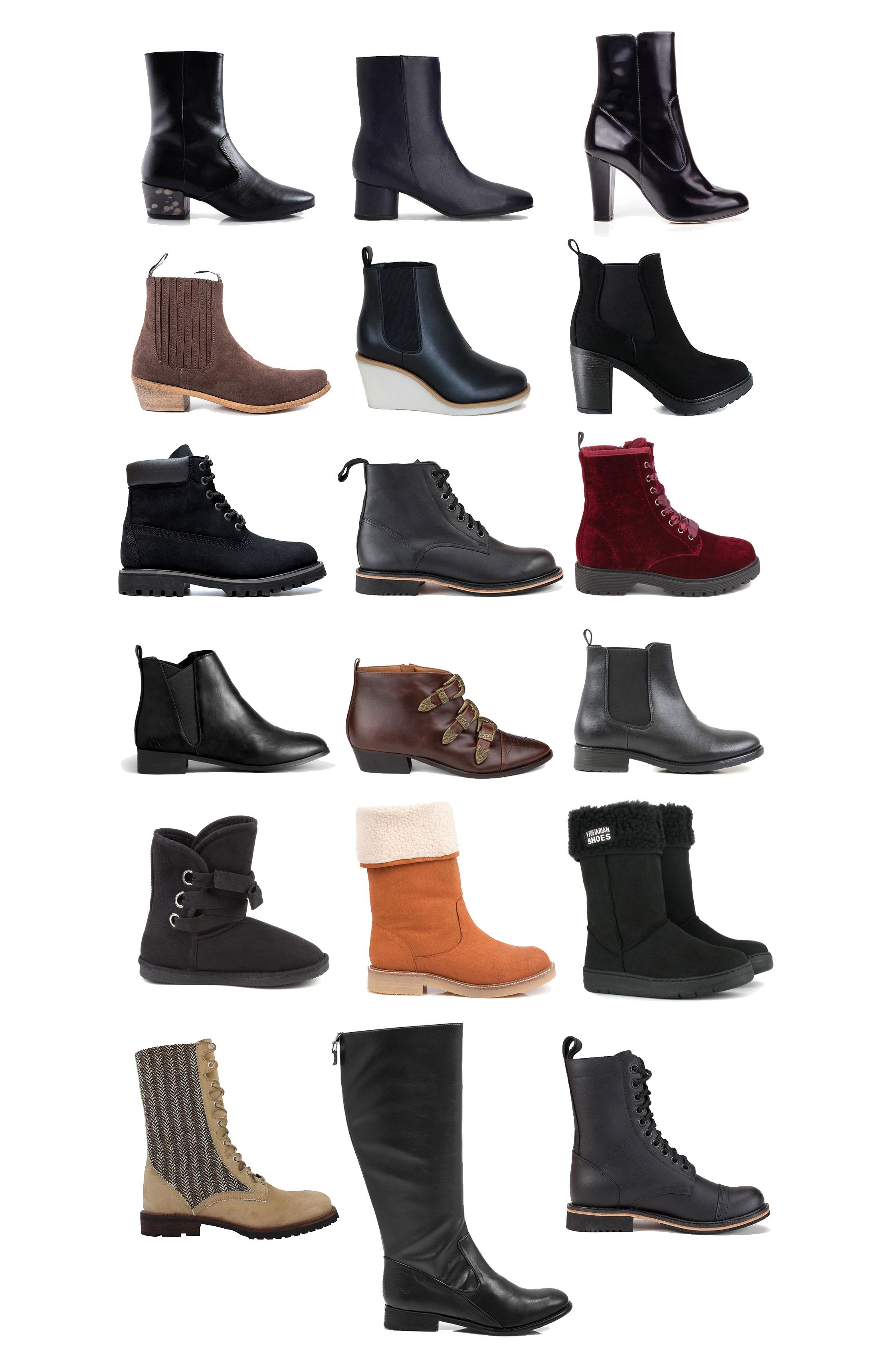 Vegan Boots Vegane Stiefel für den Winter! heylilahey.