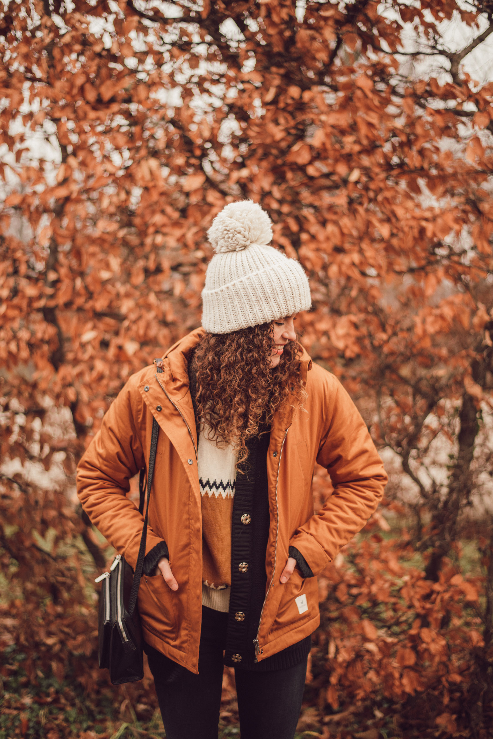 ethical fashion warm winter outfit