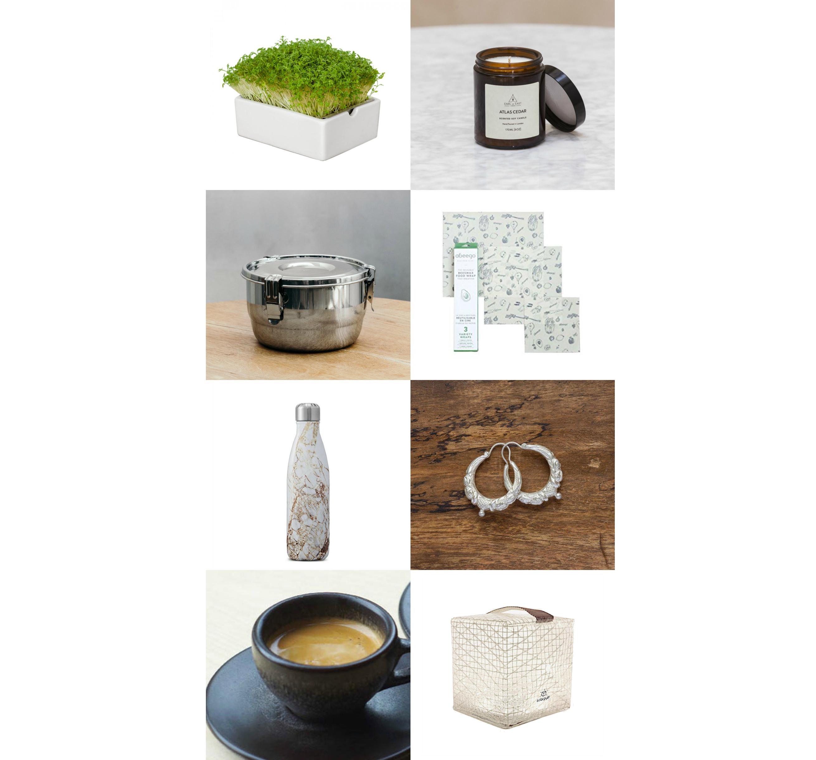 sustainable christmas gift ideas