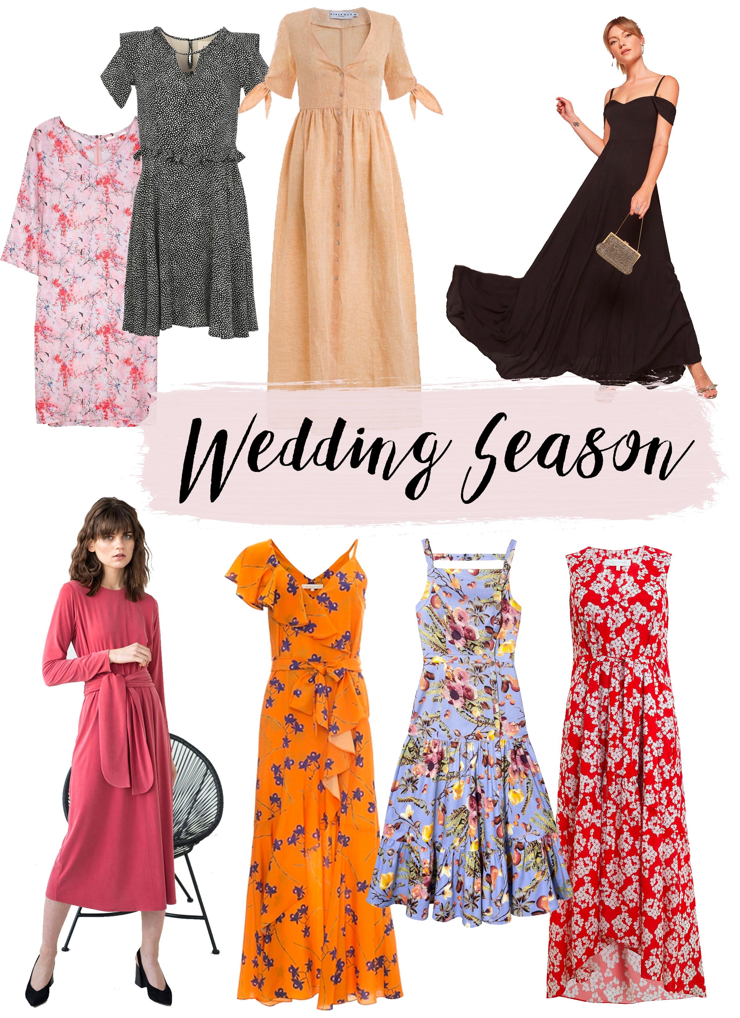 Faire Hochzeitsgastkleider