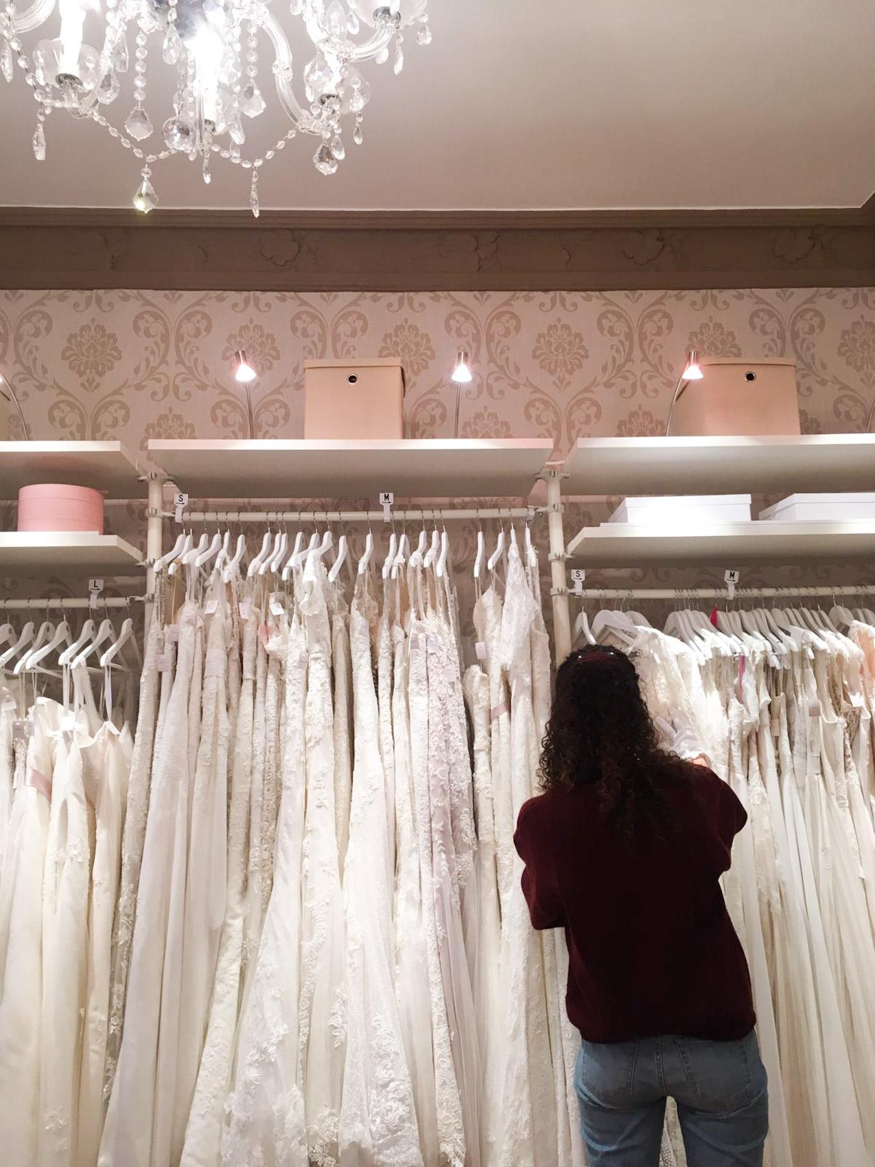 My Ethical Wedding Dress   heylilahey.